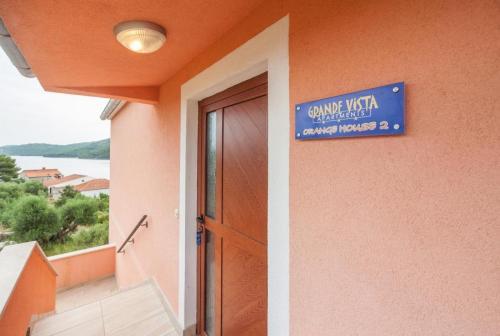 Orange House II Apartments Dugi Otok Grande Vista 054